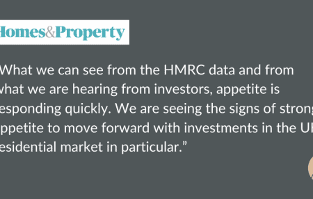 I was asked to comment in the press on the latest data released by HMRC, that property transactions rose 16% in May. The investors we work with are keen to start moving again, and we are hearing reports of queues for viewings as the Coronavirus lockdownreleases, which is not reflected in the data yet. Let's […]
