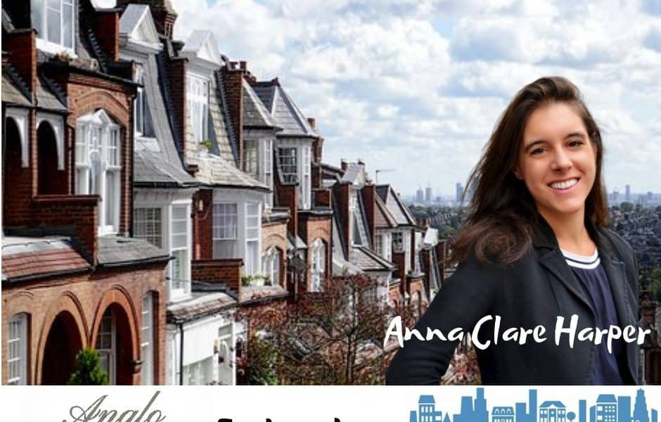 Today, Helen and I are joined on the show by Anna Clare Harper from Anglo Residential.