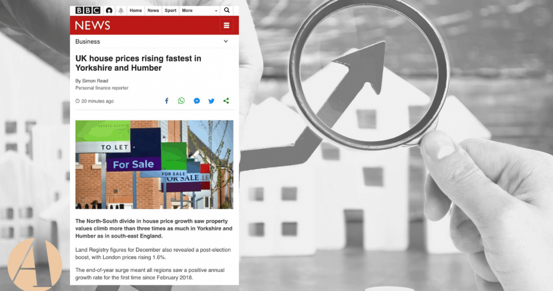 Anna was recently quoted on BBC News' house prices report. The slowest property price growth last year was in the highest value region outside london – the South East. Good news for those looking to get on the housing ladder there! The house price index data also indicate who is buying… more families, and fewer […]