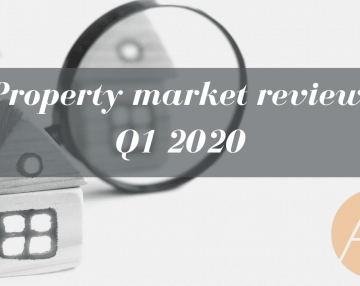 Property market review Q1 2020