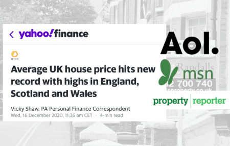 The UK House Price Index data for October, released yesterday, shows a more complete picture than other house price indices.  So what's actually happening to house prices when you look at sales completed, rather than mortgages approved, or asking prices (as in other data sets)?