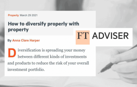 Delighted to have another article in Financial Times