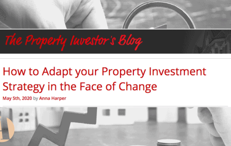 The Property Investor's Blog recently shared an excerpt chapter from Anna's new book, Strategic Property Investing: What works and what doesn't in a complex UK residential property market. To read the full chapter on the blog, click here.