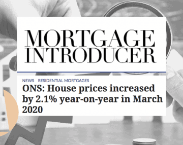 Anna joins industry experts to comment on the latest ONS house price data