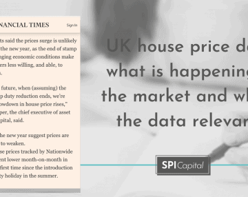 Full HPI commentary as featured in Financial Times and BBC News
