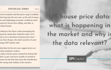 The Financial Times and BBC News recently shared my comments on the latest house price data from HPI.  Here